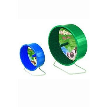 Mazlíčci - Hračka hlodavec Kolotoč plastový průměr 20cm KAR