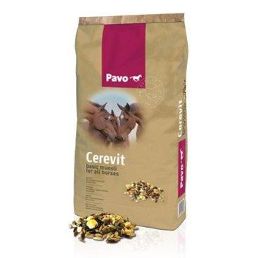 Mazlíčci - PAVO Muesli Cerevit 15kg