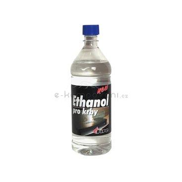Grilování - Ethanol pro krby 1l skladem poslední 2 kusy