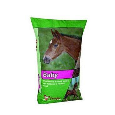 Mazlíčci - Krmivo koně ENERGY´S Baby gra 25kg