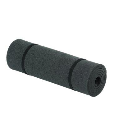 Kempování - Karimatka EVA CLASSIC + gumičky černá 1900x500x10 mm