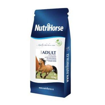 Mazlíčci - Nutri Horse Müsli Adult Grain Free pro koně 15kg NEW