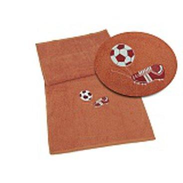 Domácnost - Ručník fotbal 50x100 (č.7 masová)