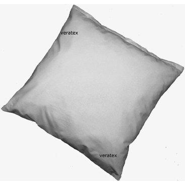 Domácnost - Polštář Klasik 1100g (80x80 zip) bílý. 60°C Možnost doplnění náplně.