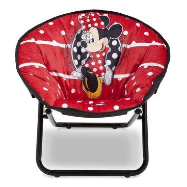Kempování - Dětská rozkládací židle - Minnie