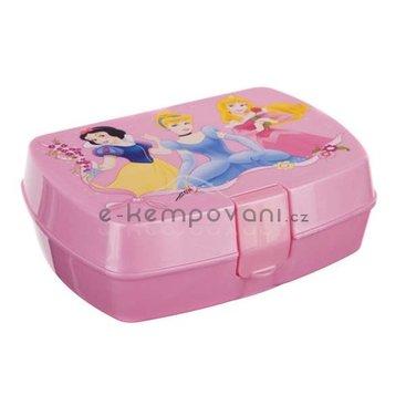 Ostatní - Svačinový box Princess skladem poslední 2 kusy