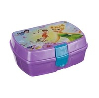 2D svačinový box, Tinker Bell skladem poslední kus