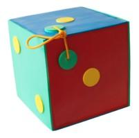 CUBE Polimix 30 cm Color se závěsem var3 štítek  YATE
