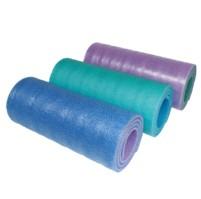 Karimatka dvouvrstvá 12 SOFT FOAM modrá,zelená,růžová