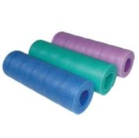 Karimatka jednovrstvá 8  SOFT FOAM modrá,zelená,růžová