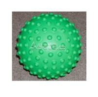 Míč AKUBALL, 20 cm, jehla, zelený