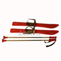 Dětské lyže 90 cm, carving (set)