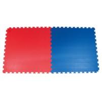 TATAMI GYM 20 červená/modrá 1x1 m