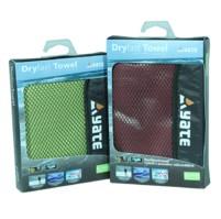 Rychleschnoucí ručník XL, barva rubínová