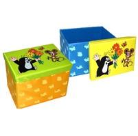 Box na hračky 40 CM - KRTEK