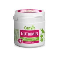 Canvit Nutrimin pro kočky 150g plv. new