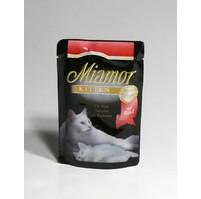 Miamor Cat Ragout Junior kapsa hovězí100g