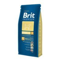 Brit Premium Dog Junior M 15kg