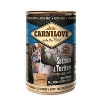 Carnilove Wild Meat Salmon & Turkey 400g