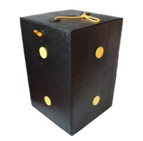 BLOCK Polimix 40x40x60 cm se závěsem var1 štítek  YATE