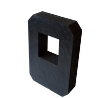 DOUBLE Polimix R 80x60 cm výřezem štítek  YATE