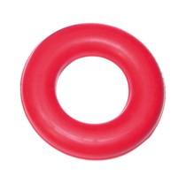 Posilovací  kroužek - středně tuhý - červený