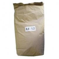 Písek do filtrace o hrubosti 0,6 – 1,2mm.