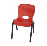 Dětská židle červená LIFETIME 80511