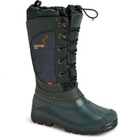 DEMAR - Lovecká zimní obuv HUNTER PRO 3811 zelená