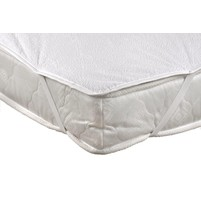 Chránič matrace nepropustný 200x200cm PVC + froté