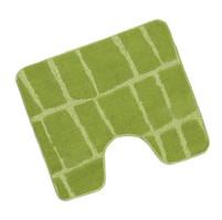 Předložka před WC 60x50cm Kostka zelená