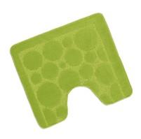 Předložka před WC 60x50cm Bublina zelená