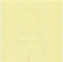 Prostěradlo bavlněné dvojlůžkové 240x230cm světle žluté