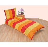 Přehoz přes postel dvoulůžkový Duha medová, Výběr rozměru: 240x220cm