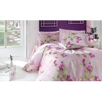 Přehoz přes postel jednolůžkový Laura pink, Výběr rozměru: 140x220cm