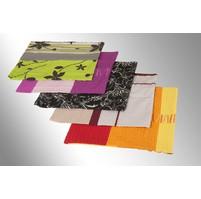 MIX povlaků krep 40x40cm balení 10ks
