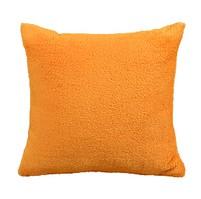 Polštářek Mazlík Korall 38x38 cm (oranžová)