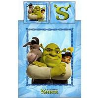 Povlečení Shrek modrý 140x200