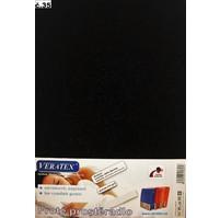 Froté prostěradlo 200x220 cm (č.35-černá)