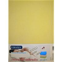 Jersey prostěradlo postýlka 70x140 cm (č. 5-sv.žlutá)