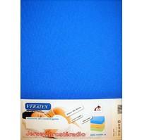Jersey prostěradlo  jednolůžko 90x200/15 cm (č. 3-tm.modrá)