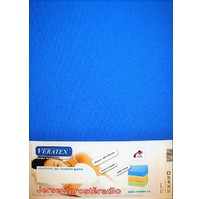 Jersey prostěradlo postýlka 60x120 cm (č. 3-tm.modrá)
