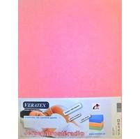 Jersey prostěradlo 180x200/15 cm (č. 8-růžová)