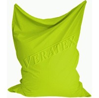 Sedací vak/pytel Maxi 140 x 180 x 30 cm (žlutozelený)
