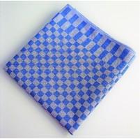 Ručník keprový modrý 50x100cm