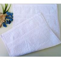 Dětské ručniky froté 30x50 cm ( 1-bílá)