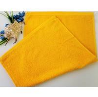 Dětské ručniky froté 30x50 cm ( 5-sytě_žlutá)