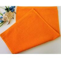 Dětské ručniky froté 30x50 cm ( 8-oranžová)