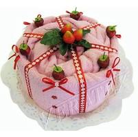 Textilní dorty 1-D jednopatrový
