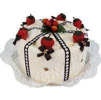 Textilní dort 1-A jednopatrový